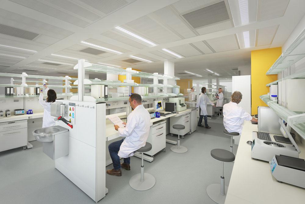 Amdel PC2 Laboratory Expansion