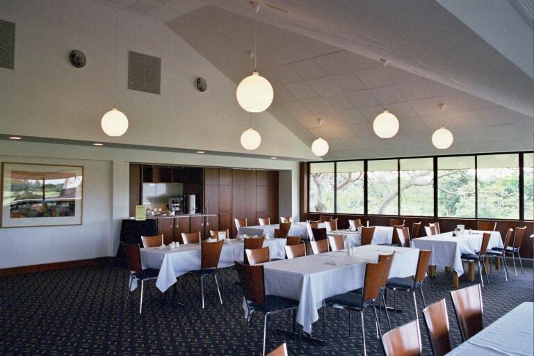 Royal QLD Golf Club Members Bar