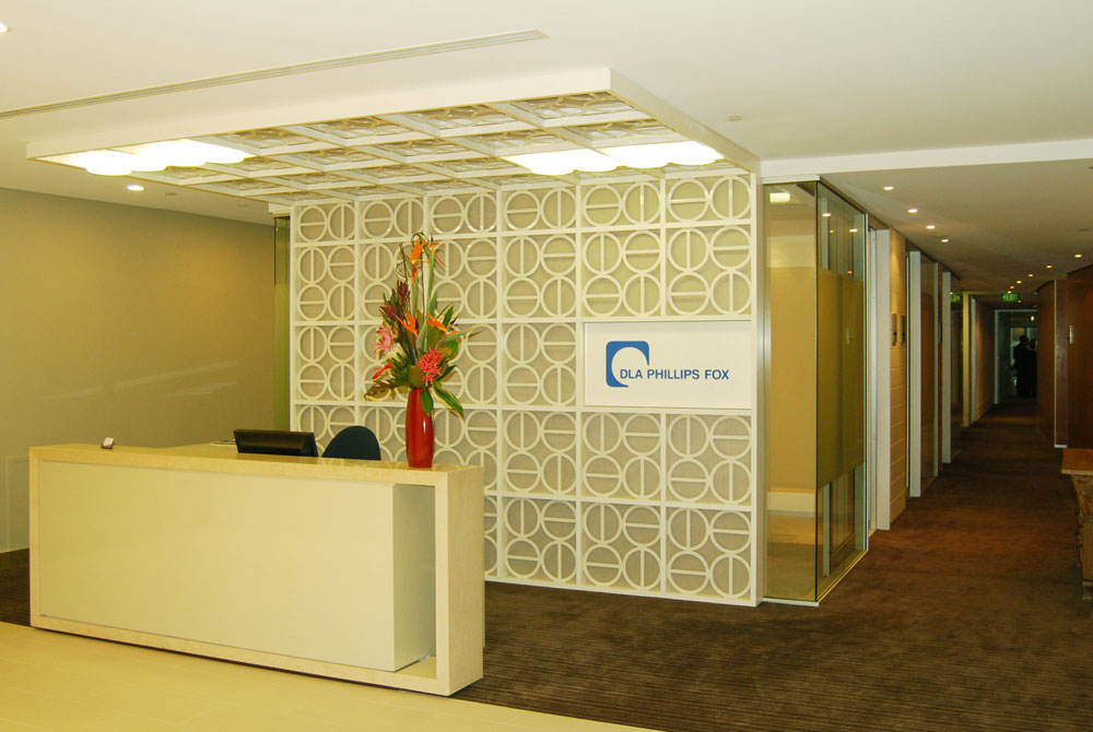 DLA Phillips Fox Solicitors Office