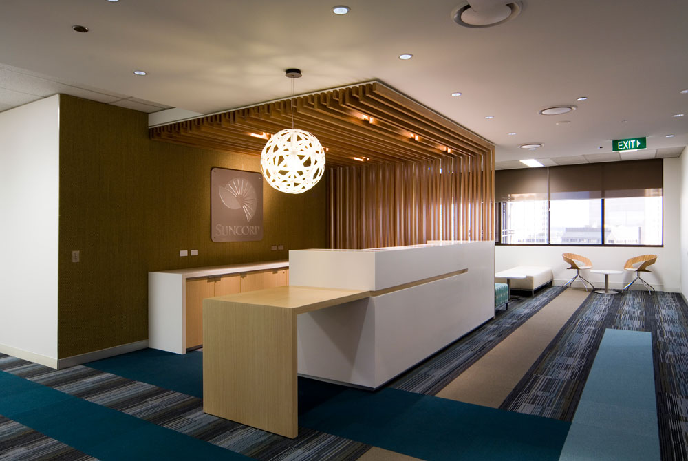 Suncorp Plaza Office Refurbishment