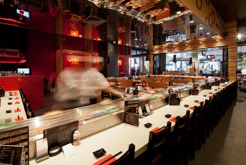 Ginga Sushi Bar