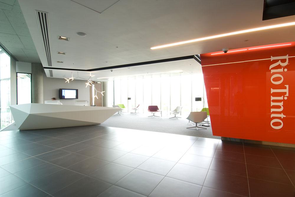 Rio Tinto Office