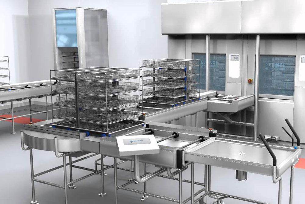 Hospital Medical Washing Equipment Installation