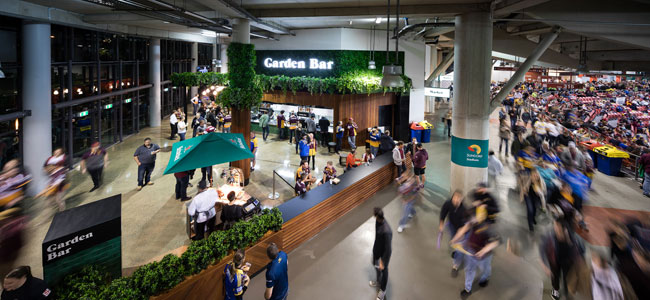 Suncorp Stadium Concession Redevelopment