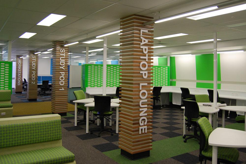 Griffith University M07 Building