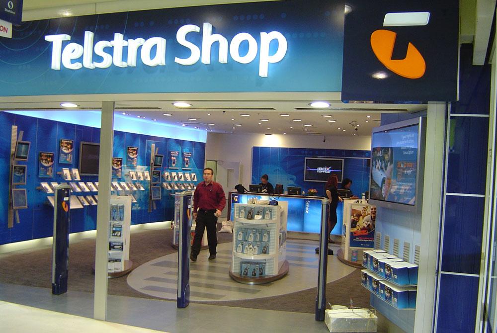 Telstra Shops