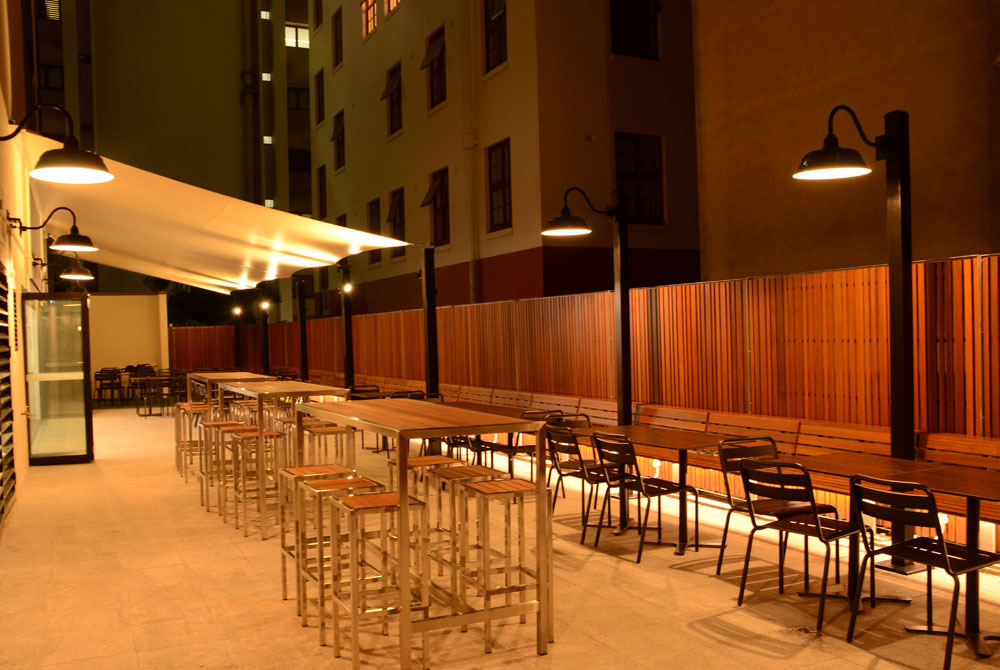 280 Adelaide St Outdoor Spaces